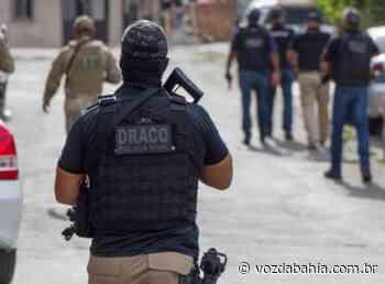 Itaberaba: Polícia prende sequestradores de comerciante; vítima foi libertada - Voz da Bahia