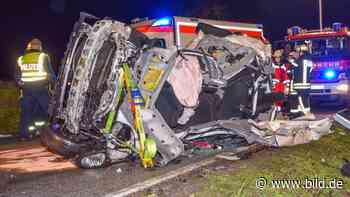 Bei Schwaigern: Frau (20) stirbt bei Auto-Zusammenstoß   Regional - BILD