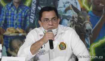 Hospitalizado por COVID alcalde de Titiribí, Antioquia - Caracol Radio