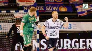 Handball: Meisterkampf bleibt spannend: Flensburg zieht an Kiel vorbei