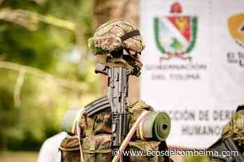 En Ataco se reconoció y exaltó a las víctimas del conflicto armado en el Tolima - Ecos del Combeima