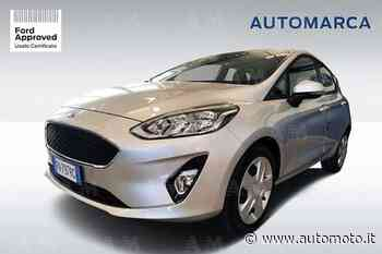 Vendo Ford Fiesta 1.1 5 porte Plus usata a Silea, Treviso (codice 8838855) - Automoto.it