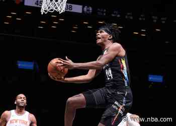 Brooklyn Nets Sign Alize Johnson to a Multi-Year Contract
