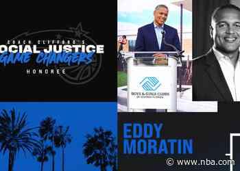 Social Justice Game Changer: Eddy Moratin