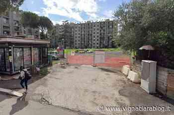 Prima Porta, ripartono i lavori per Piazza Giardino in via Inverigo - Vigna Clara Blog