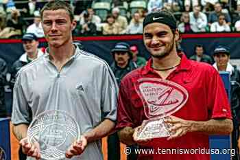 Roger Federer reveals his favorite rival - 'I like playing against Marat Safin' - Tennis World USA