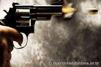 Homem é baleado na madrugada em Cataguases.PM prende dois suspeitos. - reporterkadufontana.jor.br - Reporter Kadu Fontana