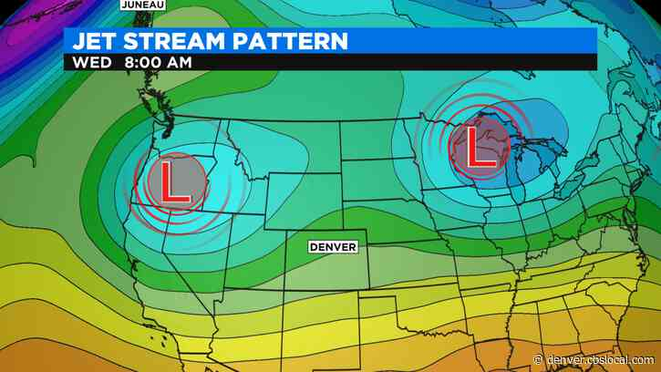 Colorado Weather: Chilly Week Ahead With Several Chances For Rain And Snow