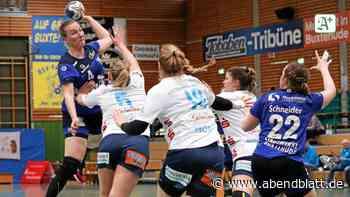 Frauen-Bundesliga: Individuelle Fehler brechen Buxtehude das Genick