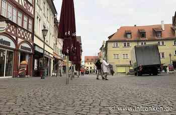 Shopping im Landkreis Kitzingen ab Montag nur noch mit Test