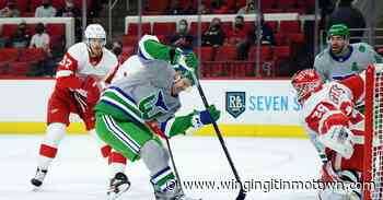 Red Wings vs Whalers: Rank 'EM!