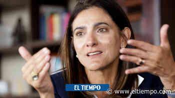 Ángela María Orozco, ministra de Transporte, positivo para coronavirus - El Tiempo
