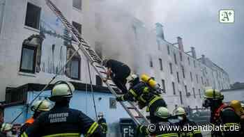Menschenleben in Gefahr: Wohnung in Billstedt brennt – Bewohner springen aus Fenster