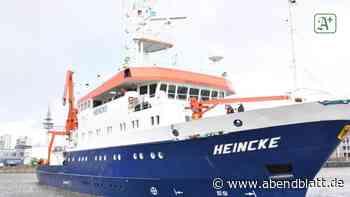 Schifffahrt: Forscher untersuchen Weltkriegs-Wrack auf giftige Stoffe