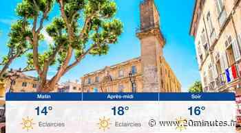 Météo Aix-en-Provence: Prévisions du lundi 5 avril 2021 - 20minutes.fr