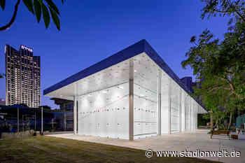 Outdoor-Squash-Center in Tel Aviv errichtet - Stadionwelt