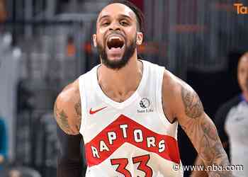 Raps take down Cavs 135-115 on the road as Trent Jr. erupts for 44 points and career-highs abound
