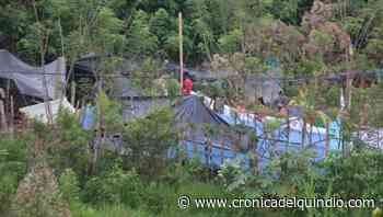 Autoridades impidieron invasión de lote entre Parques de Bolívar y Las Colinas - La Cronica del Quindio
