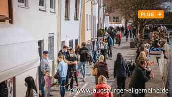 Frühlings-Wochenende in Landsberg: Das Chaos bleibt dieses Mal aus