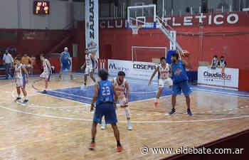 TORNEO FEDERAL: Zarate Basket sumó otra contundente victoria - El Debate