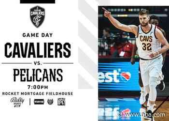 Cavs vs Pelicans | Rocket Mortgage Game Preview