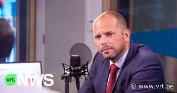Burgemeester Theo Francken (N-VA) van Lubbeek herstelt van corona - VRT NWS
