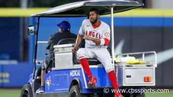 Angels' Dexter Fowler to undergo season-ending surgery on torn ACL