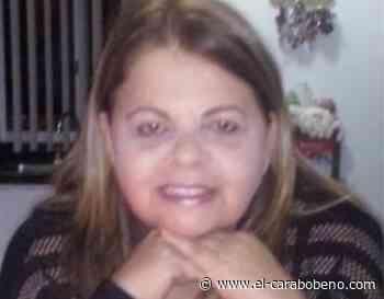 Con síntomas asociados a COVID-19 murió esposa de exalcalde de Bejuma - El Carabobeño