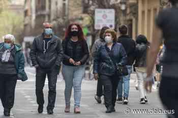 Sube la presión hospitalaria en Euskadi, que suma 761 contagios por coronavirus - Deia