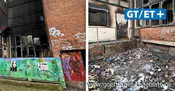Kulturzentrum Faust: Brand hinterlässt große Schäden