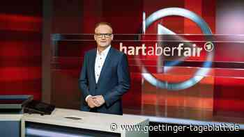 """hart aber fair"": ARD-Talkshow über Union statt Corona"