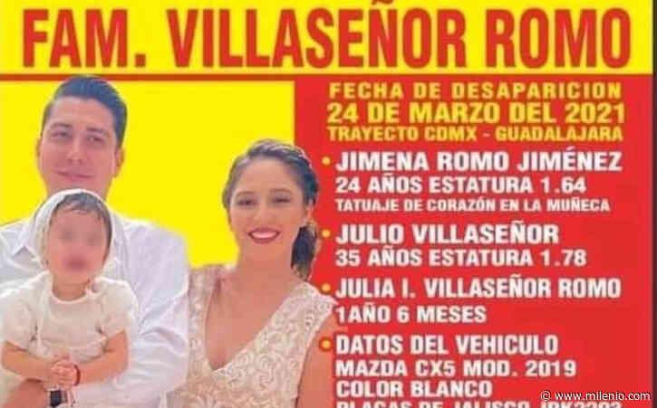 Vinculan a proceso a policías de Acatic por desaparición de familia Villaseñor Romo - Milenio