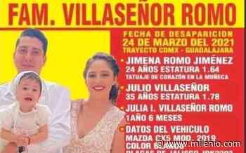 Detienen a 7 policías en Jalisco por desaparición de una familia - Milenio