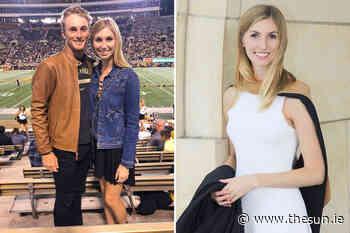 Who is Will Zalatoris' girlfriend Caitlin Sellers? Masters ace dating brainy psychology graduate who has t... - The Irish Sun