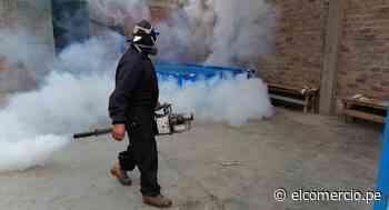 Lambayeque: confirman el primer caso de dengue en Ferreñafe - El Comercio Perú