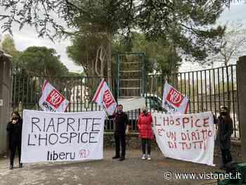 """Nuoro, Liberu protesta contro la chiusura dell'Hospice: """"Tutti espongano striscioni per la riapertura"""" - vistanet"""