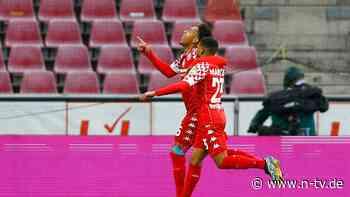 Köln-Trainer Gisdol vor dem Aus?: Mainz landet Last-Minute-Sieg im Keller-Krimi