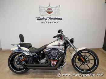 Harley-Davidson SOFTAIL BREAKOUT 2014 à 19500€ sur BEGLES - Occasion - Motoplanete