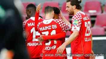 28. Spieltag: Köln verliert Abstiegsduell mit Mainz - Aus für Gisdol?