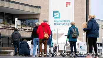 Wartezeiten beim Braunschweiger Impfzentrum