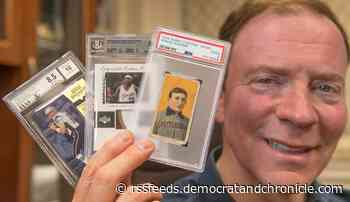 Why you can't find baseball cards, and how those that do are turning big profits