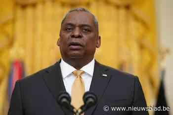 Amerikaanse minister van Defensie volgende week in Brussel verwacht - Het Nieuwsblad