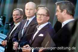 Merkel-Nachfolge: Söder und Laschet im offen Machtkampf um Kanzlerkandidatur