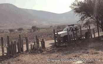 Localizan cuerpo sin vida en Mixquiahuala - El Sol de Hidalgo
