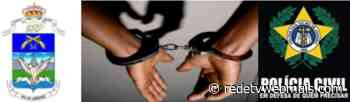 Traficante homicida é preso em Guapimirim - Rede Tv Mais