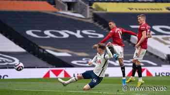 Boden auf City gutgemacht: Man United siegt im Top-Spiel gegen Spurs