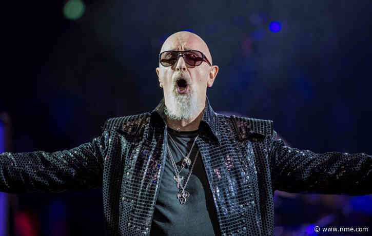 Judas Priest's Rob Halford urges heavy metal fans to get coronavirus vaccine