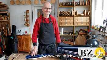 Geigenbaumeister Matthias Vorbrodt pflegt lange Tradition
