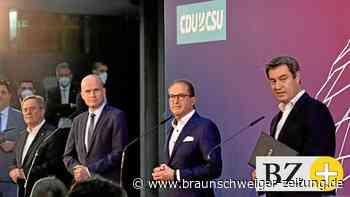 Merkel-Nachfolge: Söder und Laschet im offenen Machtkampf um Kanzlerkandidatur