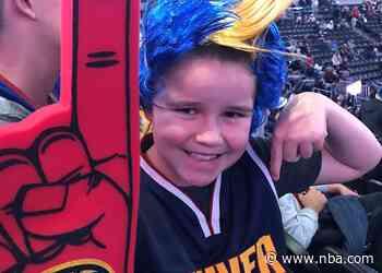 "Brendan ""Big Oil"" Pollard to take Western Union First Shot in Celtics vs. Nuggets"
